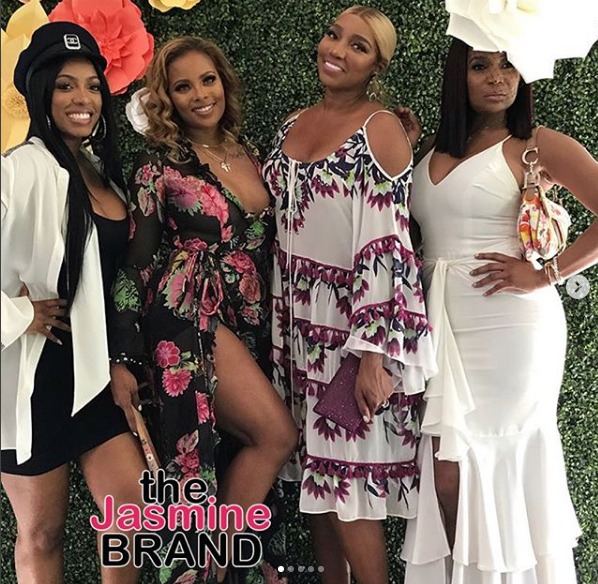 Eva Marcille's Bridal Shower! Crystal Smith, NeNe Leakes, Porsha Williams Attend  [Photos]
