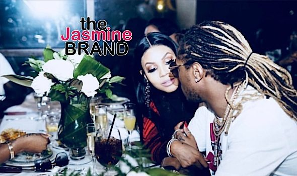 Future Secretly Proposed to Baby Mama Brittni Mealy? [Photos]