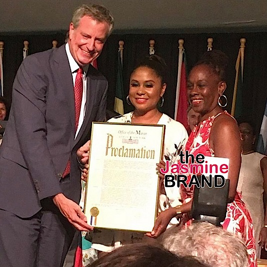 Radio Personality Angela Yee Receives Day in New York + Named Public Library Ambassador