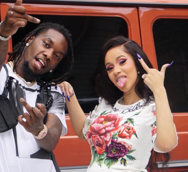 Offset Shuts Denies Cheating On Cardi B After Rumors He Was Reason Cardi Allegedly Fought A Stripper