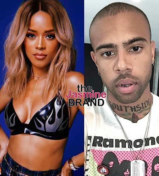EXCLUSIVE: Vic Mensa & Empire Actress Serayah Spotted Booed-Up In Chicago [New Couple Alert?]