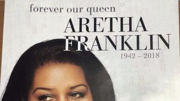 Aretha Franklin Alleged Funeral Program Revealed