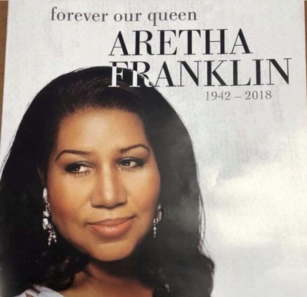 Watch Aretha Franklin's Funeral Live Stream [VIDEO]