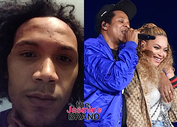 Beyonce & Jay Z – Drunk Fan Who Ran On Stage Speaks Out: 'Y'all N*ggas Hit Like B*tches' +  Will Receive An Add'l Charge
