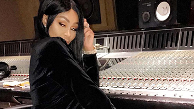 Blac Chyna Planning To Release Music This Year