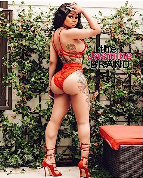 Blac Chyna Opens Up About Plastic Surgery – Admits Having Lipo & Breast Augmentation Multiple Times