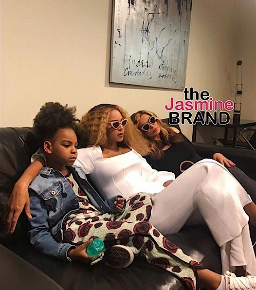 Beyoncé's Mother Tina Lawson Says She Misses Her Grandchildren: Blue Is Growing So Fast! [VIDEO]