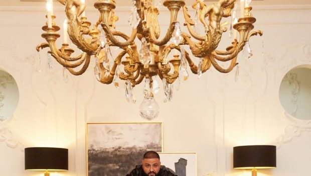 DJ Khaled Is In The Furniture Business, Announces We The Best Home