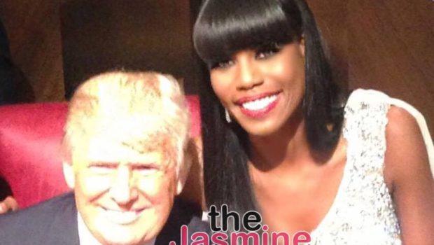Omarosa – Donald Trump Tried To Hit On Me