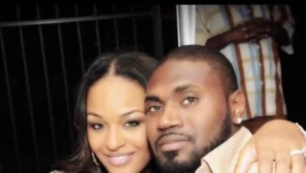 Former Basketball Wives Star Brandi Maxiell Moves Past Cheating Scandal w/ Husband, Celebrates 9 Year Marriage