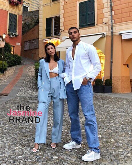 "Younes Bendjima & Kourtney Kardashian Split, Slams Kardashian Sisters ""F*ck Your Hollywood Bullsh*t"""