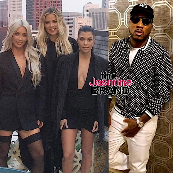 Jeezy Says Kourtney Kardashian Is The Hottest Sister: Tell Her To Get At Me!