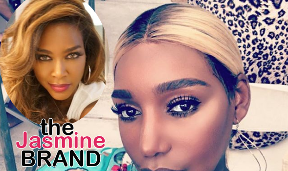 Nene Leakes Is Open To Rekindling Friendship W/ Ex RHOA Cast Mate Kenya Moore