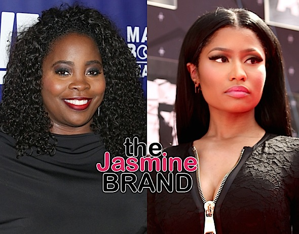 Nicki Minaj Ex Hair Stylist Speaks Out After Rumors She Was Fired [VIDEO]