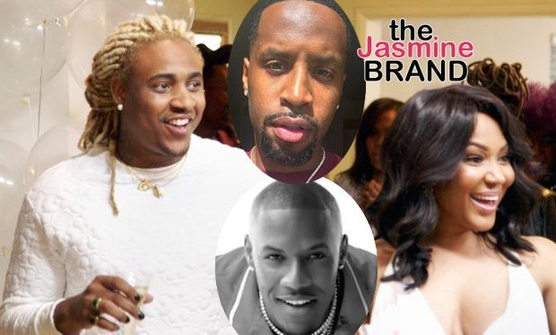 EXCLUSIVE: Love & Hip Hop Star Lyrica Pregnant + Storyline Details, Safaree & Newbie Roccstar NOT The Father