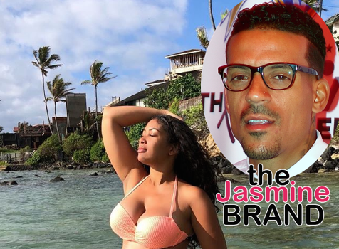 EXCLUSIVE: Ex NBA Star Matt Barnes Having Baby w/ Beverly Johnson's Daughter – They Met In College, Fell In Love Years Later