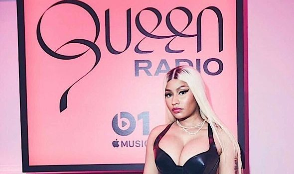 Nicki Minaj Changes Name On Twitter To 'Mrs. Petty'