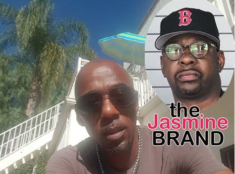 Bobby Brown Crops Out Ralph Tresvant In Photo