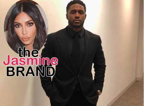 Reggie Bush Doesn't Keep In Touch w/ Kim Kardashian, But Says She's Doing A Great Job At Creating A Brand