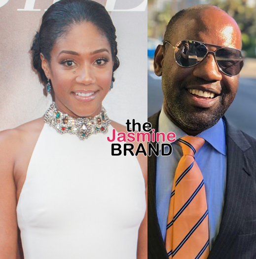 Tiffany Haddish Dating Socialite Unik Ernest?
