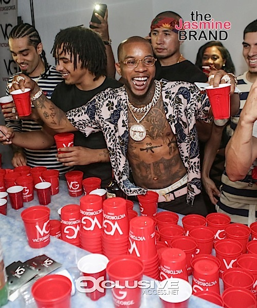 Tory Lanez Parties In Miami [Spotted. Stalked. Scene.]
