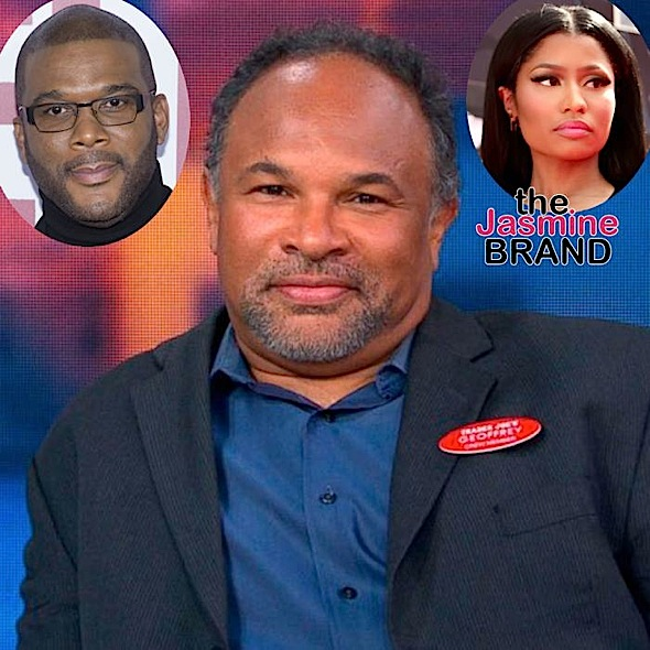 """Geoffrey Owens Lands Role On Tyler Perry's""""The Haves & the Have Nots"""", Nicki Minaj Offers Actor Cash!"""