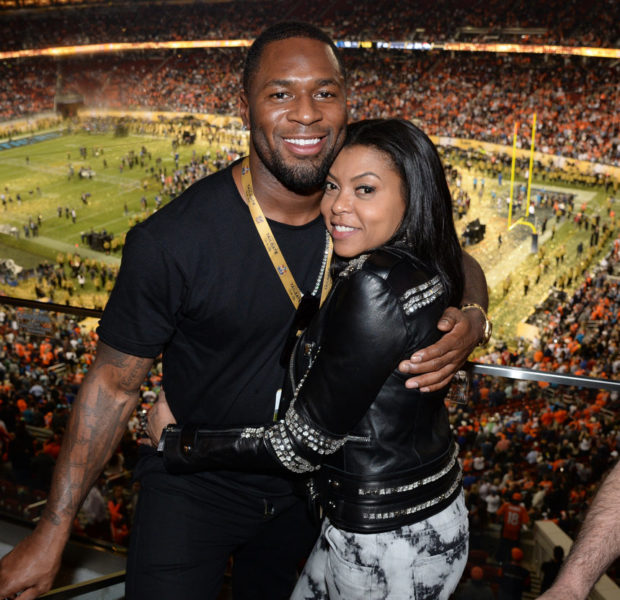 Taraji P. Henson – We're Getting Married Next Summer!