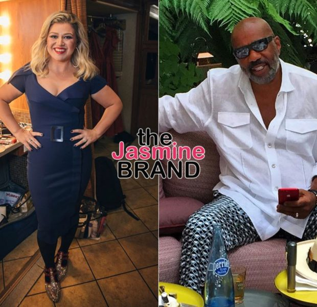 Steve Harvey's Talk Show Allegedly Cancelled & Replaced w/ New Show By Kelly Clarkson