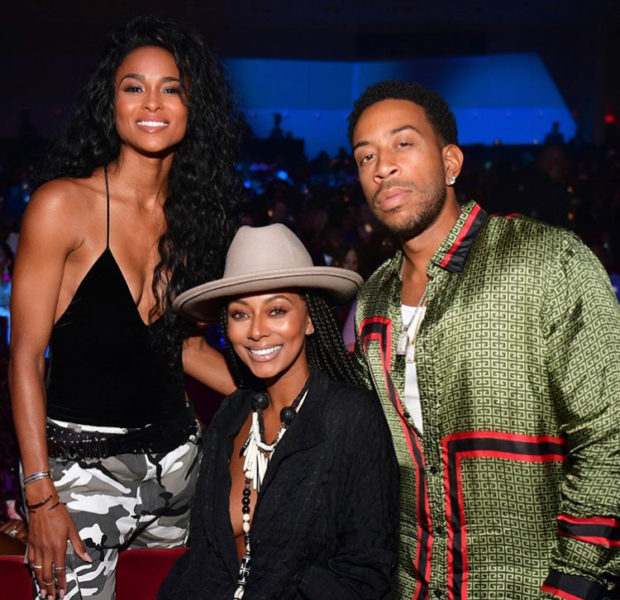 Ciara & Keri Hilson Make Rare Appearance Together After Vintage Rumors of Fallout