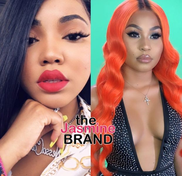 EXCLUSIVE: Houston Rapper Speaks Out After Claiming Just Brittany Had Sex w/ T.I., Drake, Rick Ross & Birdman + Accuses Brittany of Stealing One of Her Songs