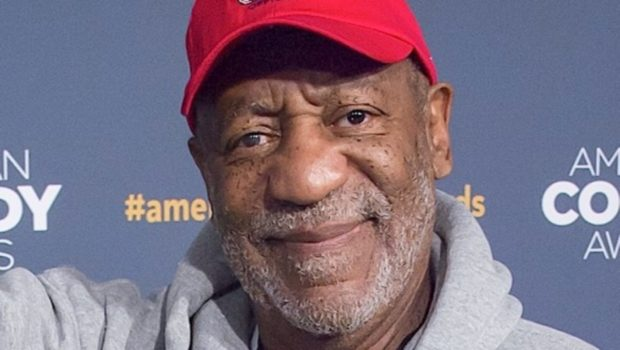 "Bill Cosby – Vandals Write ""Serial Rapist"" On His Hollywood Star"
