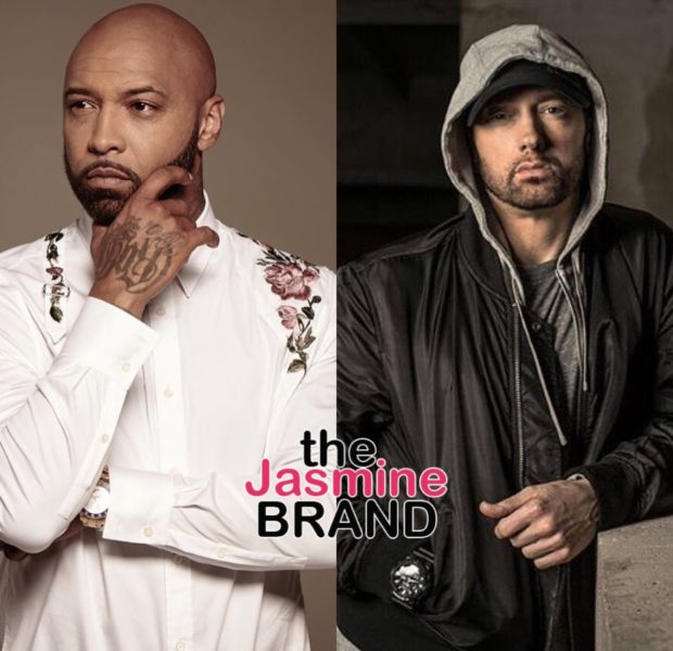 Joe Budden – I Rap Better Than Eminem + Criticizes Rapper For Not Supporting Slaughterhouse
