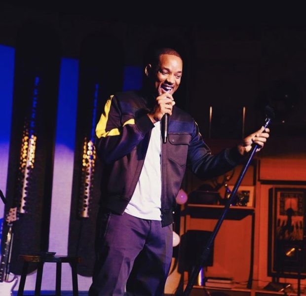 Will Smith Tries Stand-Up Comedy For 1st Time, Opens For Dave Chappelle
