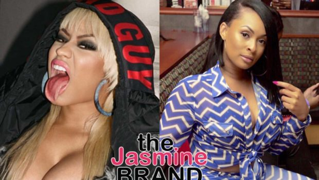 Rapper Tiffany Foxx Accuses Nicki Minaj Of Stopping Her Bag, Nicki Responds [VIDEO]