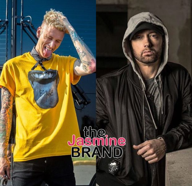 "Eminem Responds To MGK w/ ""Killshot"" Diss Track, Accuses Diddy of Ordering Hit On Tupac"