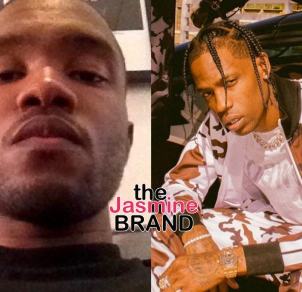 Frank Ocean Sends Travis Scott A Cease & Desist, Wants Off Of 'Astroworld'