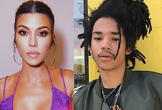"Kourtney Kardashian Allegedly Dating 20-Year-Old ""Grown-Ish"" Actor"