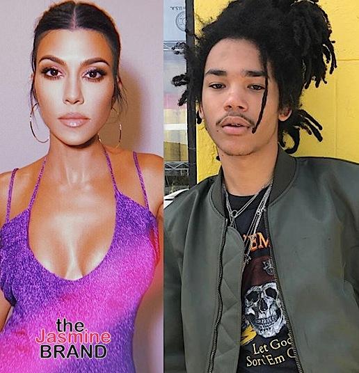 """Kourtney Kardashian Allegedly Dating 20-Year-Old """"Grown-Ish"""" Actor"""