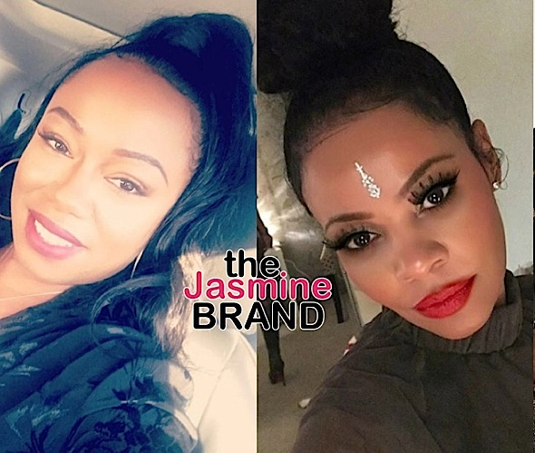 Nas Baby Mama Carmen Bryan Prepping Reality Show w/ 50 Cent's Baby Mama Shaniqua Tompkins