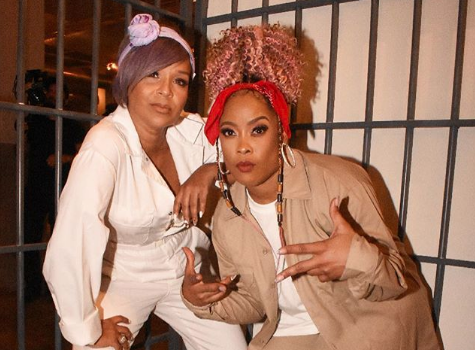Da Brat Officially Off Probation Throws Prison Party: LisaRaye, Bow Wow, Jermaine Dupri Attend
