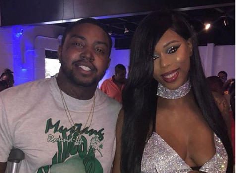 "Reality Star Malaysia Pargo Throws Love & Hip Hop's Bambi ""Fresh Prince of Atlanta"" Baby Shower"