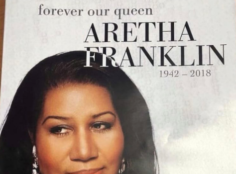 Aretha Franklin Family Member Pissed Open Casket Photo Leaked On Social Media