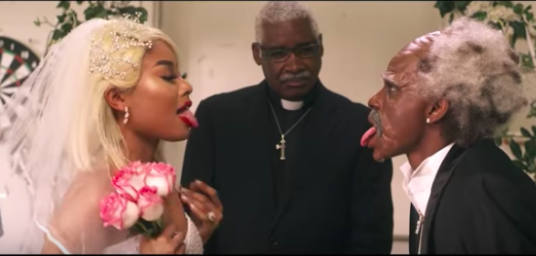 Rich The Kid Transforms Into Senior Citizen In 'Leave Me' Video