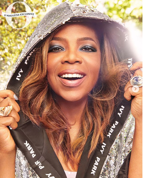Oprah Almost Unrecognizable On New Cover! [Photos]