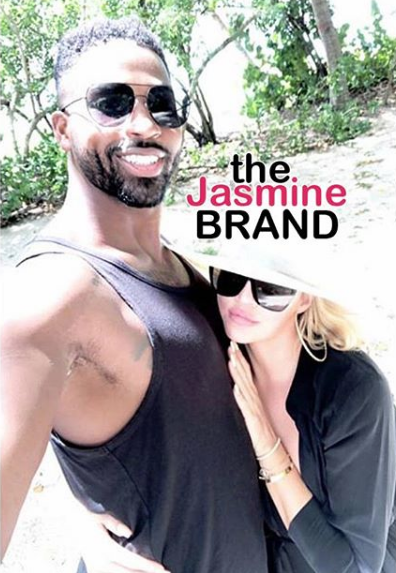 Tristan Thompson Allegedly Gets Touchy Feely W/ Another Woman In LA Nightclub