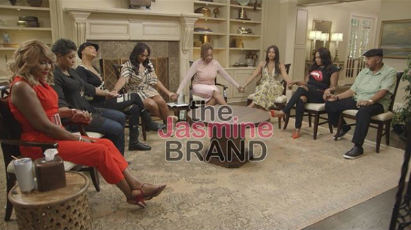 1st Look: Tamar Braxton Says 'Braxton Family Values' Turned Family Into A Shenanigan, Toni Braxton Disappointed In Tamar [VIDEO]