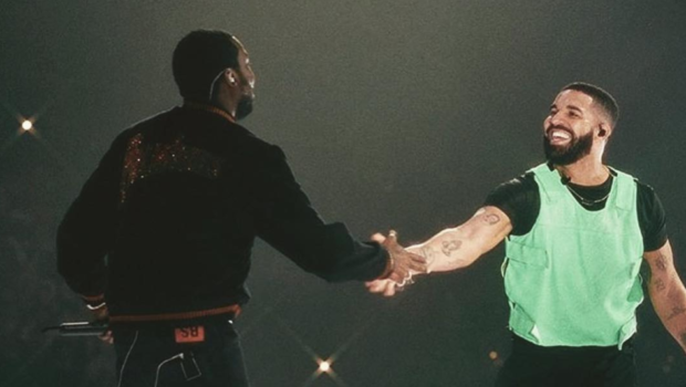 Drake Brings Meek Mill Out On Stage, Ending Beef [VIDEO]