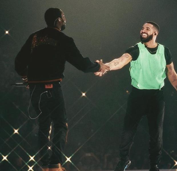 Drake Brings Meek Mill Out On Stage, Ending Beef [VIDEO]
