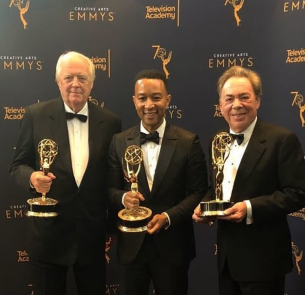 John Legend Becomes 1st Black Man To Reach EGOT Status