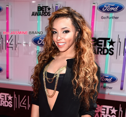 "Tinashe Allegedly Joining ""Dancing With The Stars"""